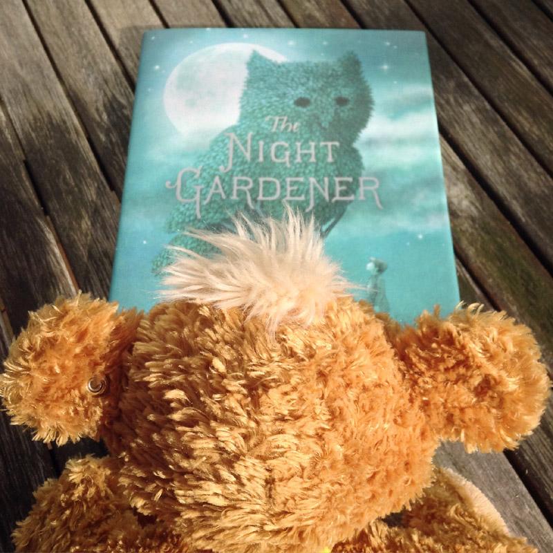 Knopd citeste The Night Gardener de The Fan Brothers