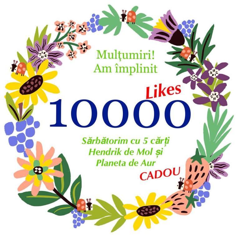 Hendrik de Mol - 10000 de Likes