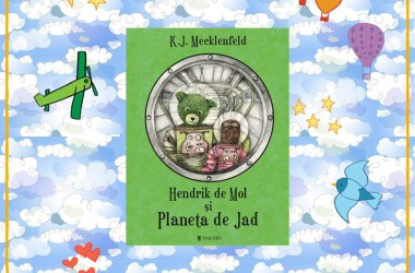 Coperta pentru Hendrik de Mol și Planeta de Jad