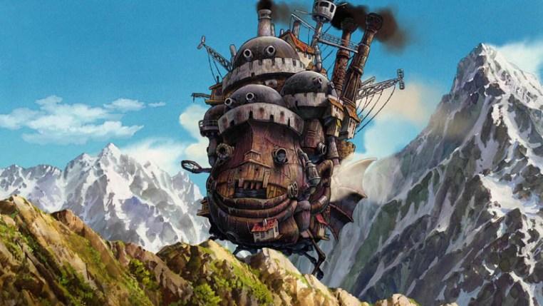 Castelul mișcător al lui Howl - Hayao Miyazaki