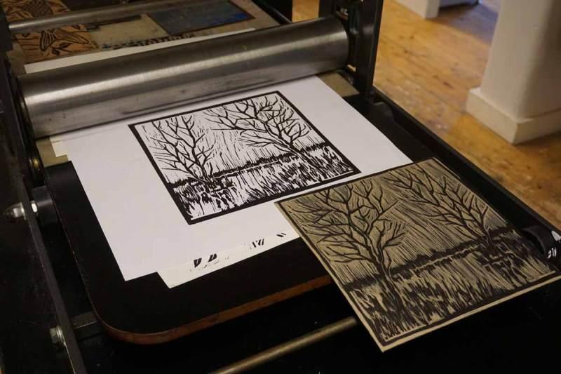 tipărit metoda veche