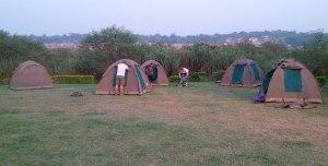 Camping Safaris in Uganda