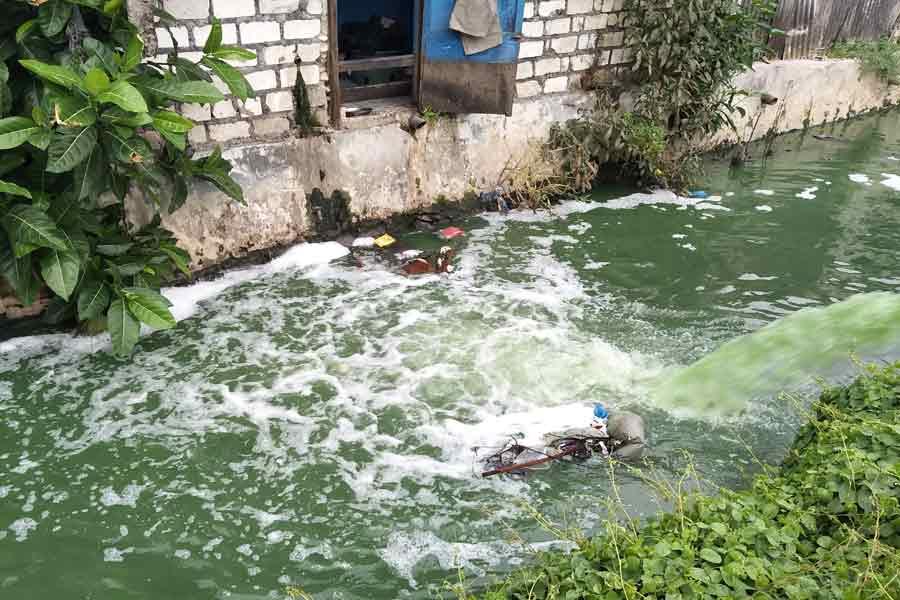 Beragam Kasus Lingkungan Hidup Masih Terjadi Di Surabaya