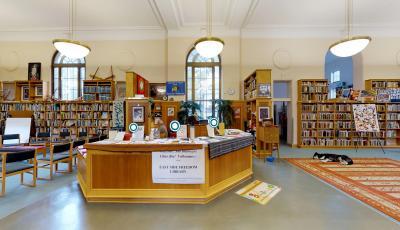 Eastside Freedom Library 3D Model