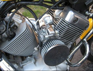 KJS Motorcycle Works USA | The Worlds First and Original Single Carb Manifold System