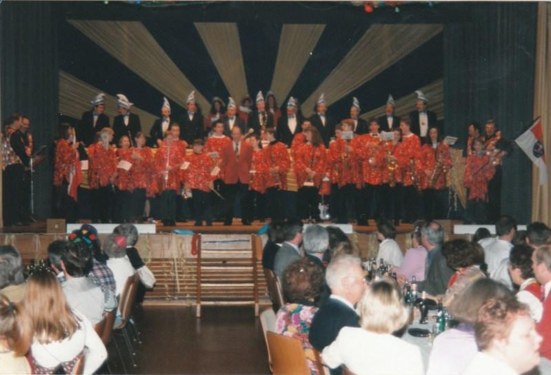 Alte Zeiten -Fasching 1996