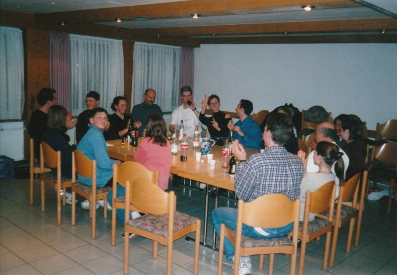 Alte Zeiten -KJV Fahrt 1999 Bad Kreuznach (14)