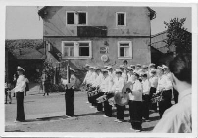 Alte Zeiten -KJV um 1960 in Michelbach (3)