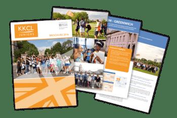 Junior English Summer School in London Brochure
