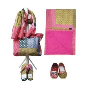 Set di borse, Scarves, Flip Flops. manufacturersSet Di Borse,sciarpes,Infraditos. produttori