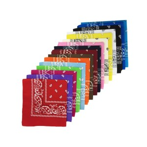 Cotton Bandana Scarves Manufacturers