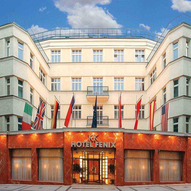 K Hotel Fenix Prague Hotels