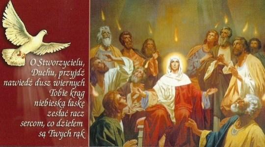 Zaproszenie na uroczystości  w parafii Szczecin