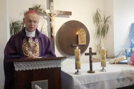 Rekolekcje Adwentowe - nauka niedzielna - kazanie ks.bpa Andrzeja Lipińskiego