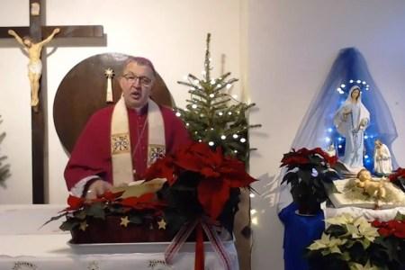 Życzenia na Boże Narodzenie A.D. 2018