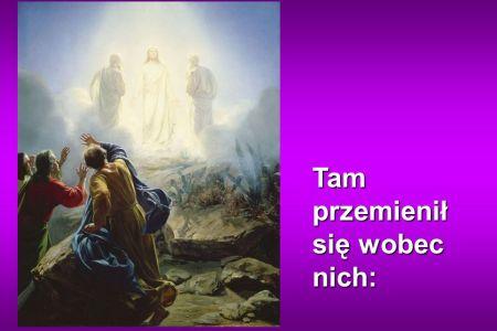 Homilia na II Niedzielę Wielkiego Postu