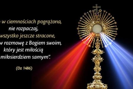 Niedziela Miłosierdzia Bożego z wybranych miejsc w świecie