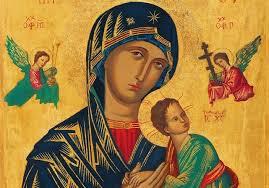 Homilia na święto Matki Bożej Nieustającej Pomocy