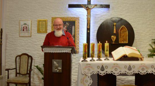 Msza święta niedziela z udzieleniem posługi lektoratu 20 czerwca 2021 godz. 11.00