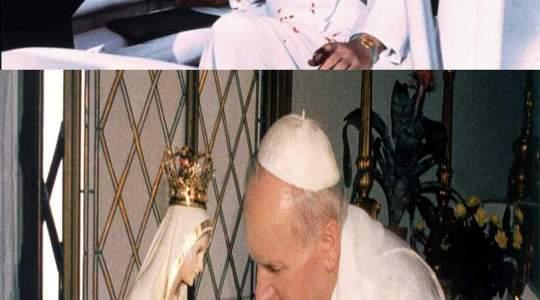 Czterdziesta rocznica zamachu na Ojca Świętego Jana Pawla II