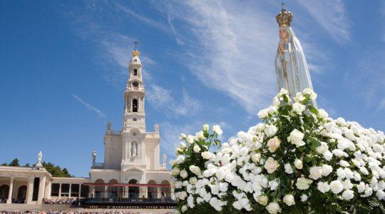 Ave, ave Marija - rocznica objawień Maryi w Fatimie