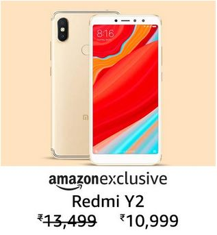 Redmi Y2 in Just 10,999/-