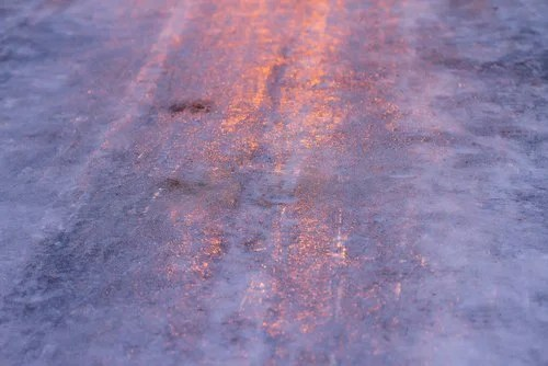 Traveling in icy conditions can be dangerous. Learn how to plan ahead for safety when driving children on icy roads.