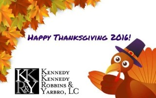 Happy Thanksgiving 2016! Our office will be closed until Monday, November 28, 2016.
