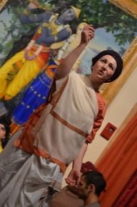 Lord Caitanya takes Sanyas
