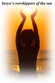 sun worship reiki