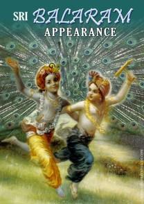 Balaram_Appearance