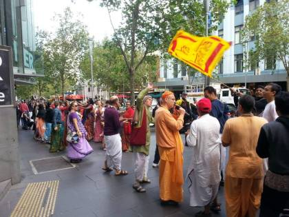 KKS_Melbourne_Gaura Purnima