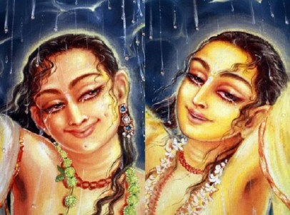 nitai and nimai