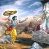 """My devotee will never perish!"""