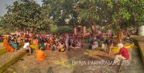 Day 12 – Braja Parikrama 2019