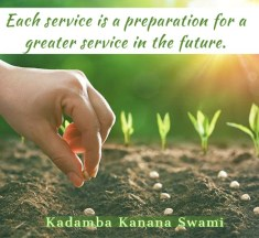 Every service matters!