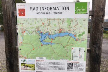 Rad-Information Möhnesee-Delecke.