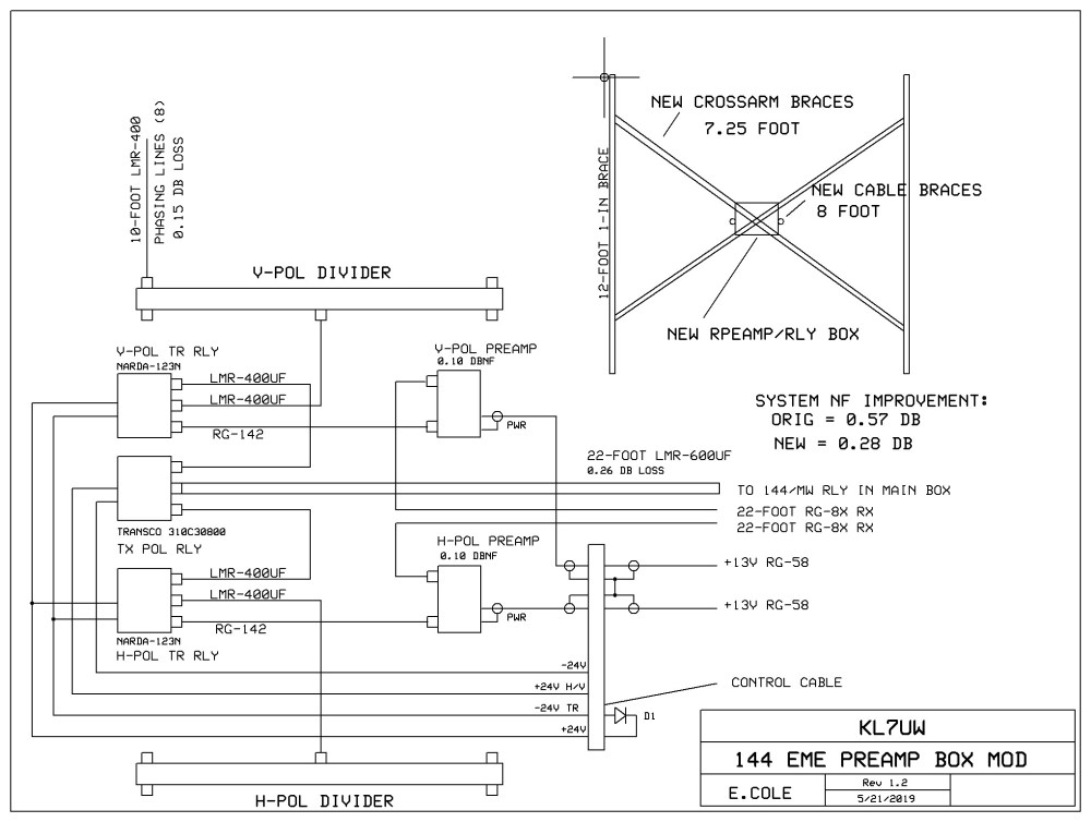medium resolution of  2 meter eme page on winch battery isolator wiring diagram warren winch diagram