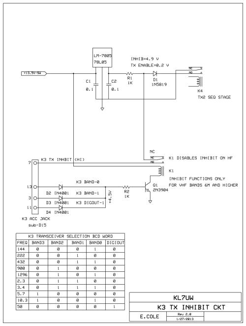 small resolution of kl7uw tx inhibit page k3022 circuit diagram circuit diagram k3