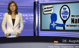 """""""Die Russen kommen!""""- Wie sich die Nato im Spiegel sieht"""