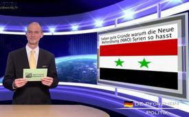7 Gründe warum die NWO Syrien hasst