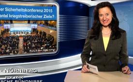 Münchner Sicherheitskonferenz 2015 - Deckmantel kriegstreiberischer Ziele?