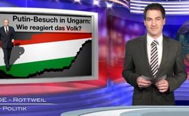 Putin-Besuch in Ungarn: Wie reagiert das Volk?