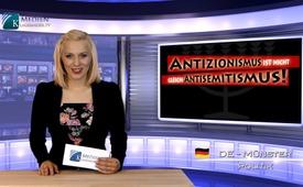 Antizionismus ist nicht gleich Antisemitismus!