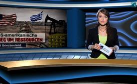 Der US-amerikanische Krieg um Ressourcen  - Teil 3 Griechenland