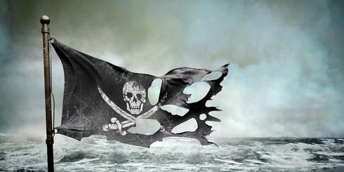 Piratenflagge