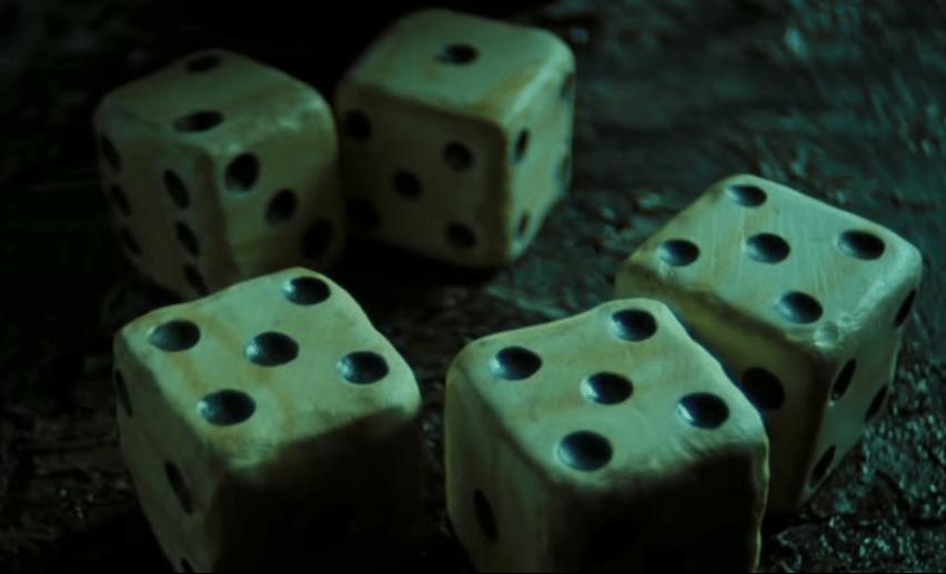 Pirate Dice, Fluch der Karibik, Würfelspiel, Liar Dice, Liar´s Dice, Bluff, Davy Jones, Screenshot