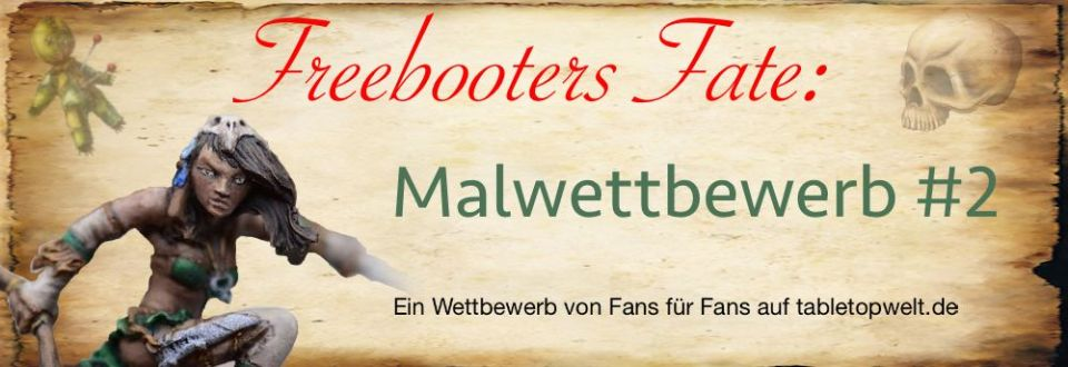 Freebooters Fate, Malwettbewerb, Wettbewerb, Fans, Banner, #2, Freebooters