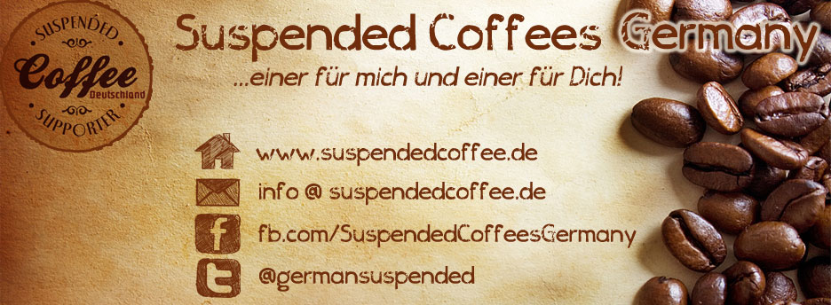 Suspended coffee, Aufgeschoben