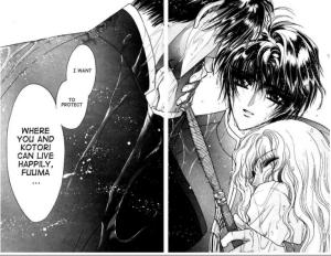 X, 1999, Manga, Weltuntergang